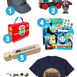Things To Buy Before Your Family Train Day