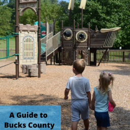 A Guide to Bucks County Playgrounds (plus a few extra!)