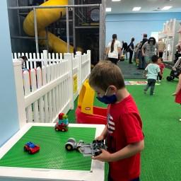 Playpad Bucks Welcomes Children for Indoor Fun