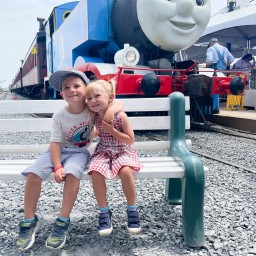 Day Out with Thomas at Strasburg Railroad