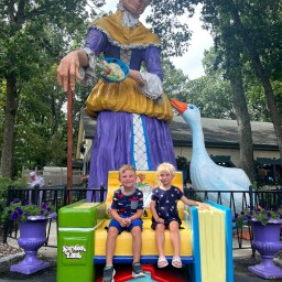 Happily Ever After(noon) at Storybook Land