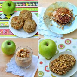 4 Healthy Apple Breakfast Recipes