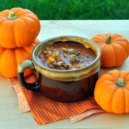 Southwest Pumpkin Soup Recipe